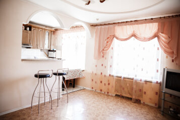 3-комн. квартира, 65 кв.м. на 7 человек, улица Рихарда Зорге, 95, Казань - Фотография 1