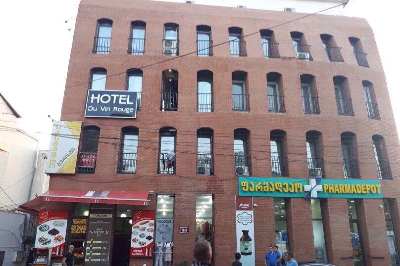 3-комн. квартира, 90 кв.м. на 6 человек, Авлабари, улица Владимира Месхишвили, 12, Тбилиси - Фотография 12