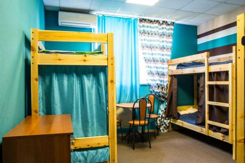 Кровать в общем номере для мужчин и женщин, проспект Непокорённых, 6к1, Санкт-Петербург - Фотография 1