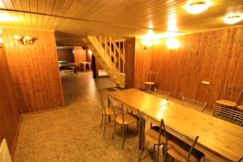 Коттедж, 350 кв.м. на 20 человек, 9 спален, пос. Мичуринское, Заозерная, 37, Приозерск - Фотография 9