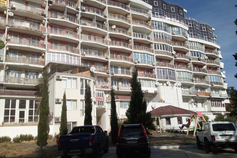 2-комн. квартира, 70 кв.м. на 6 человек, Прибрежная, 7, Партенит - Фотография 14
