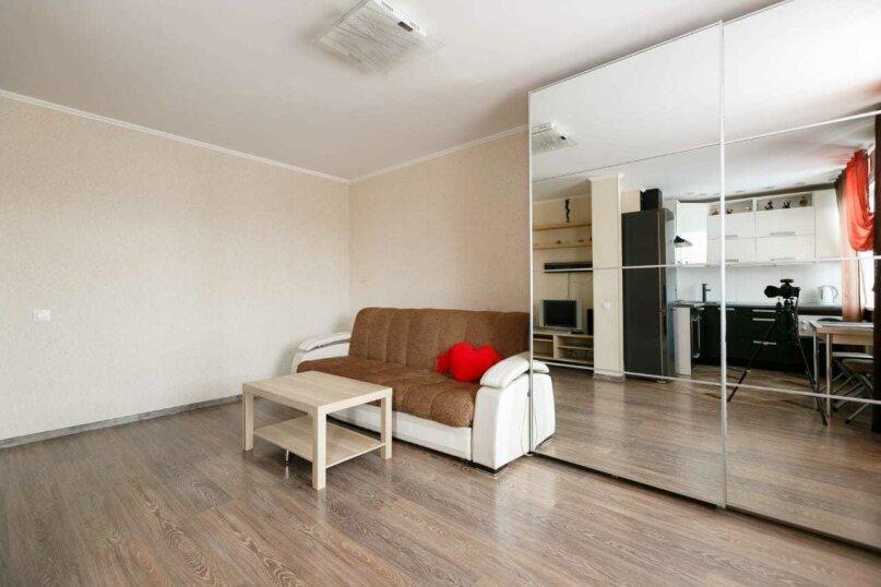 1-комн. квартира, 32 кв.м. на 3 человека, Сибирская улица, 32, Новосибирск - Фотография 2