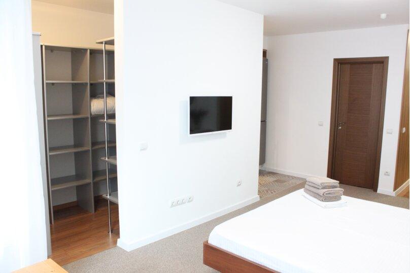 1-комн. квартира, 32 кв.м. на 4 человека, улица Ю.-Р.Г. Эрвье, 24к1, Тюмень - Фотография 19