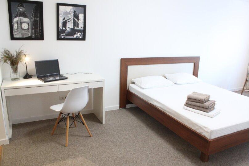 1-комн. квартира, 32 кв.м. на 4 человека, улица Ю.-Р.Г. Эрвье, 24к1, Тюмень - Фотография 28