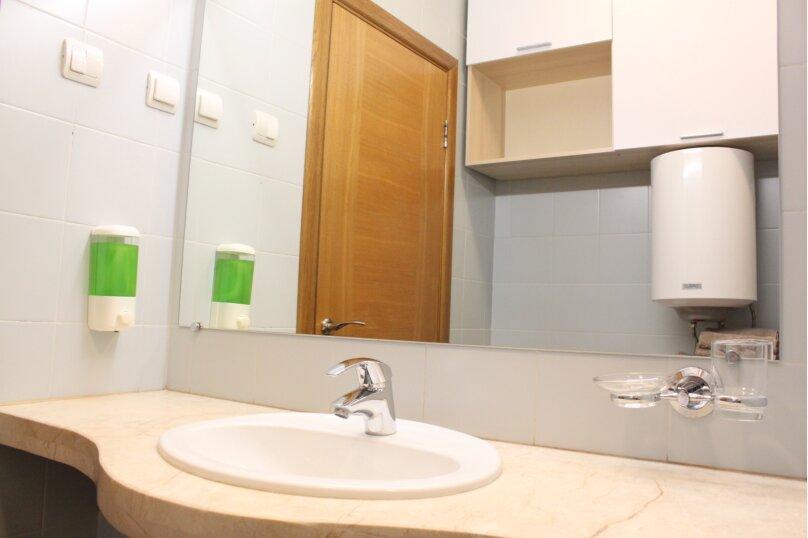 2-комн. квартира, 5419 кв.м. на 6 человек, улица Ю.-Р.Г. Эрвье, 24к1, Тюмень - Фотография 8