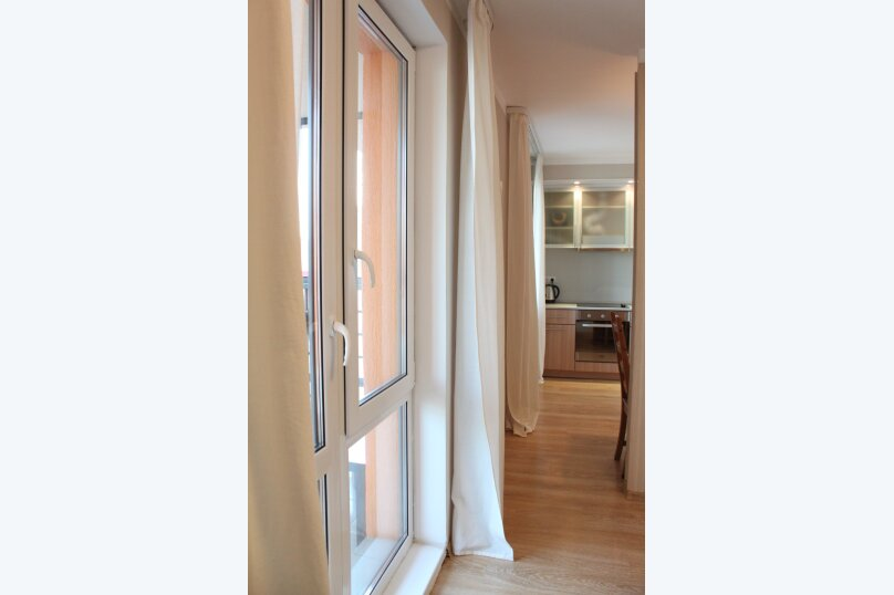 2-комн. квартира, 5419 кв.м. на 6 человек, улица Ю.-Р.Г. Эрвье, 24к1, Тюмень - Фотография 12