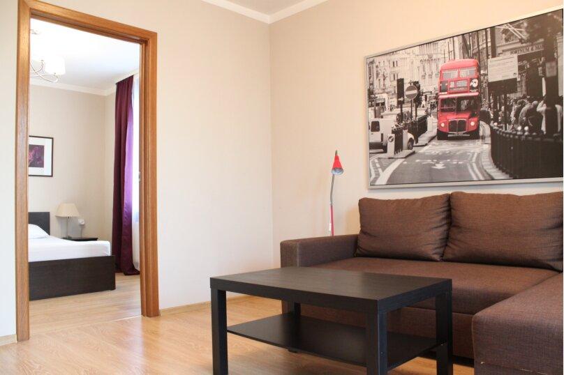 2-комн. квартира, 5419 кв.м. на 6 человек, улица Ю.-Р.Г. Эрвье, 24к1, Тюмень - Фотография 14