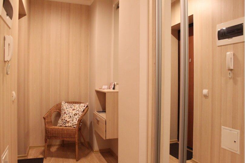 2-комн. квартира, 5419 кв.м. на 6 человек, улица Ю.-Р.Г. Эрвье, 24к1, Тюмень - Фотография 16