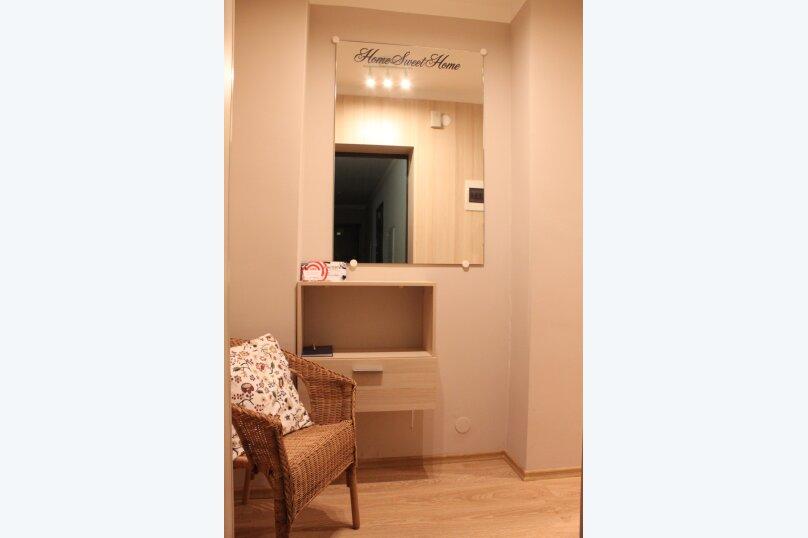 2-комн. квартира, 5419 кв.м. на 6 человек, улица Ю.-Р.Г. Эрвье, 24к1, Тюмень - Фотография 17