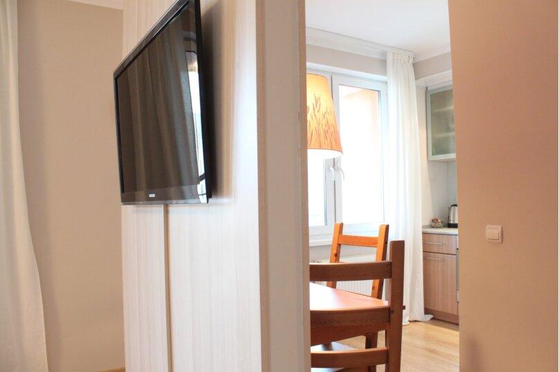 2-комн. квартира, 5419 кв.м. на 6 человек, улица Ю.-Р.Г. Эрвье, 24к1, Тюмень - Фотография 19