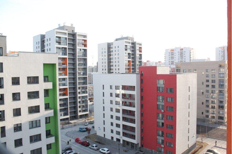 2-комн. квартира, 5419 кв.м. на 6 человек, улица Ю.-Р.Г. Эрвье, 24к1, Тюмень - Фотография 23