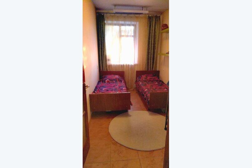 2-комн. квартира, 50 кв.м. на 6 человек, улица Клары Цеткин, 43, Кисловодск - Фотография 12