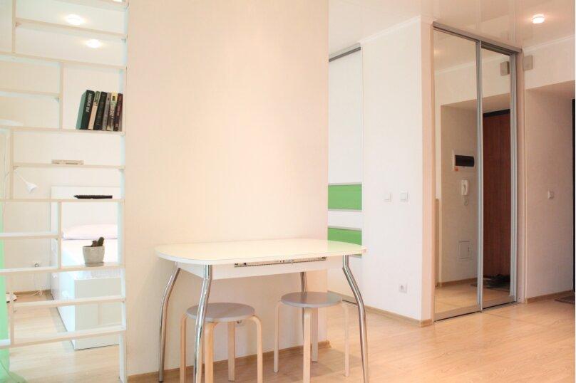 1-комн. квартира, 30 кв.м. на 4 человека, улица Ю.-Р.Г. Эрвье, 24к2, Тюмень - Фотография 18