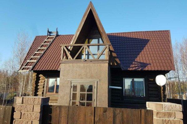 Деревянный дом из бруса с сауной, 130 кв.м. на 8 человек, 2 спальни