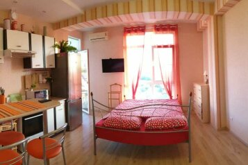 1-комн. квартира, 29 кв.м. на 3 человека, Орбитовская улица, 17А, Адлер - Фотография 1