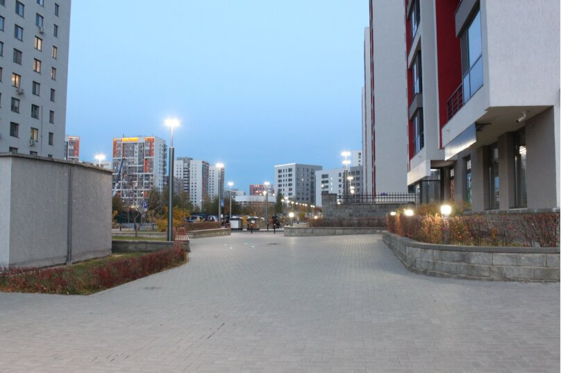 1-комн. квартира, 35 кв.м. на 4 человека, Тихий проезд, 2, Тюмень - Фотография 24