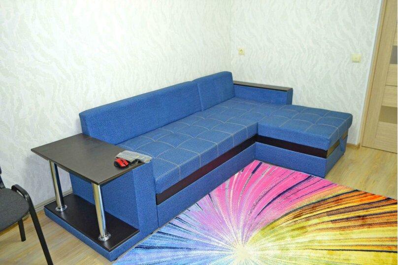 2-комн. квартира, 45 кв.м. на 4 человека, улица Вересаева, 1, Феодосия - Фотография 6