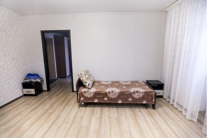 1-комн. квартира, 40 кв.м. на 3 человека, улица Агапкина, 19, Тамбов - Фотография 2