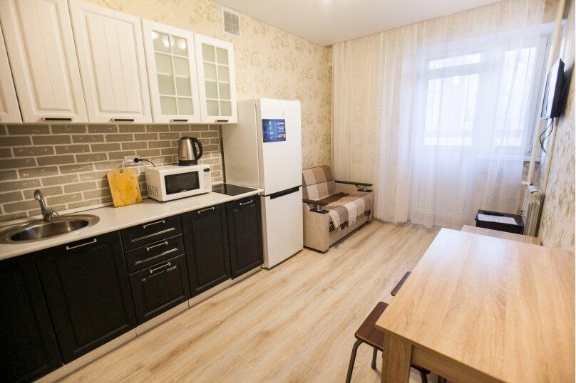 1-комн. квартира, 40 кв.м. на 4 человека, улица Агапкина, 21, Тамбов - Фотография 4