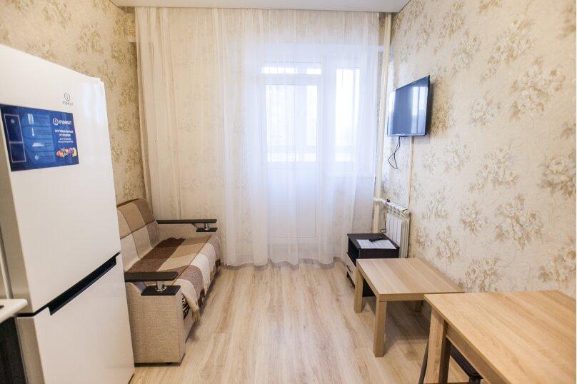 1-комн. квартира, 40 кв.м. на 4 человека, улица Агапкина, 21, Тамбов - Фотография 6