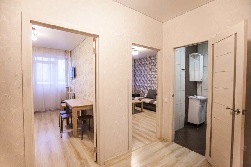 1-комн. квартира, 40 кв.м. на 4 человека, улица Агапкина, 21, Тамбов - Фотография 13