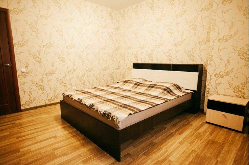 1-комн. квартира, 40 кв.м. на 3 человека, улица Агапкина, 23, Тамбов - Фотография 3