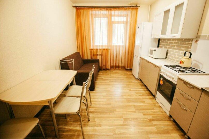 1-комн. квартира, 40 кв.м. на 3 человека, улица Агапкина, 23, Тамбов - Фотография 6