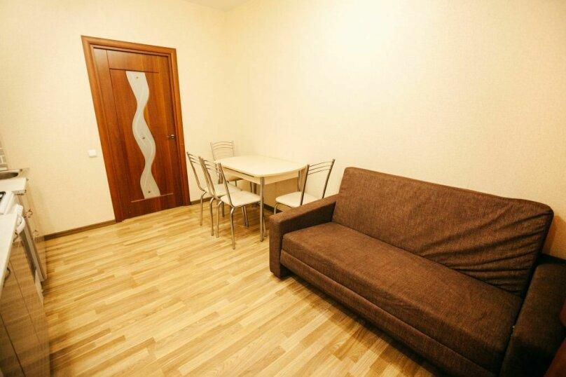 1-комн. квартира, 40 кв.м. на 3 человека, улица Агапкина, 23, Тамбов - Фотография 9