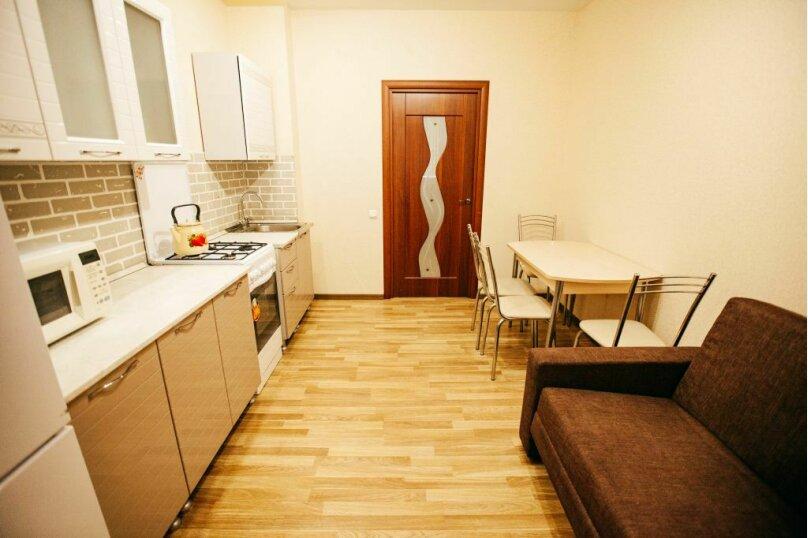 1-комн. квартира, 40 кв.м. на 3 человека, улица Агапкина, 23, Тамбов - Фотография 10