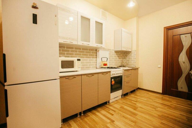 1-комн. квартира, 40 кв.м. на 3 человека, улица Агапкина, 23, Тамбов - Фотография 11