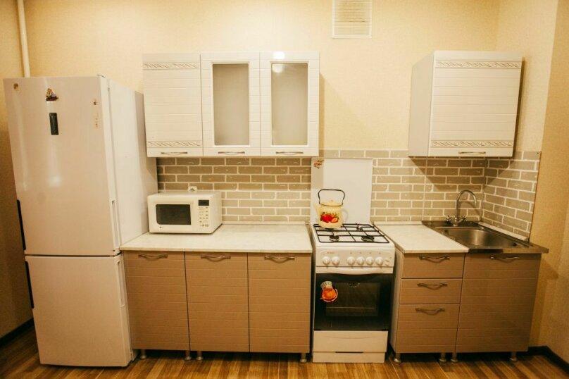1-комн. квартира, 40 кв.м. на 3 человека, улица Агапкина, 23, Тамбов - Фотография 13