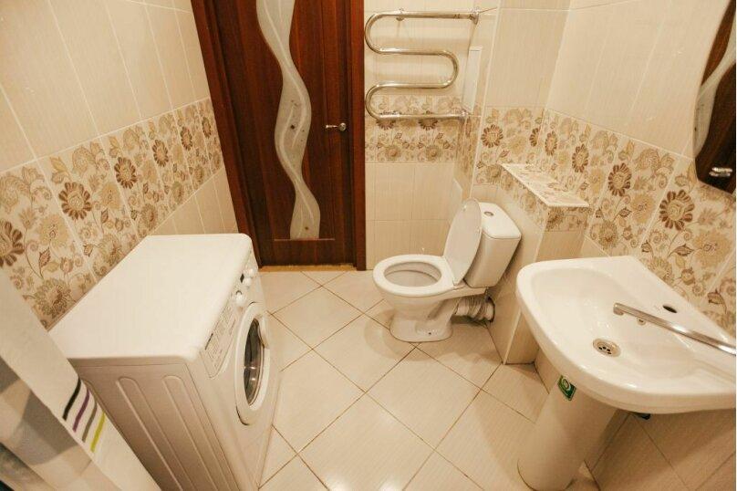 1-комн. квартира, 40 кв.м. на 3 человека, улица Агапкина, 23, Тамбов - Фотография 22