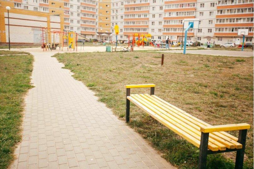 1-комн. квартира, 40 кв.м. на 3 человека, улица Агапкина, 23, Тамбов - Фотография 24