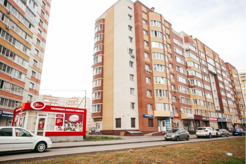 1-комн. квартира, 40 кв.м. на 3 человека, улица Агапкина, 23, Тамбов - Фотография 25