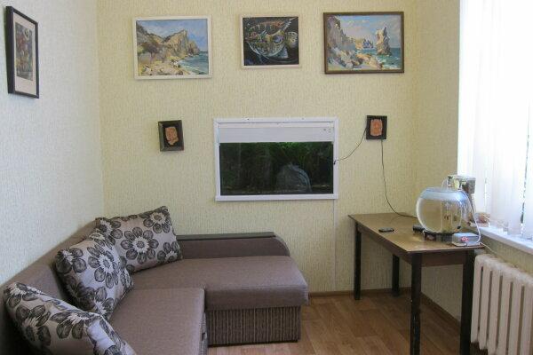 2-комн. квартира, 50 кв.м. на 5 человек, Тесный переулок, 7, Евпатория - Фотография 1