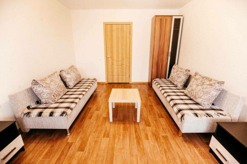 2-комн. квартира, 59 кв.м. на 5 человек, Запрудный проезд, 4, Тамбов - Фотография 11