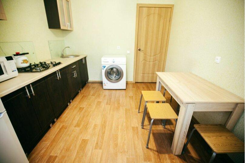 2-комн. квартира, 59 кв.м. на 5 человек, Запрудный проезд, 4, Тамбов - Фотография 15
