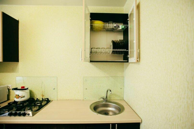 2-комн. квартира, 59 кв.м. на 5 человек, Запрудный проезд, 4, Тамбов - Фотография 16