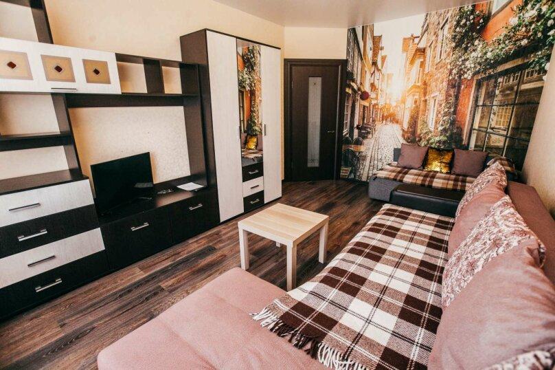 1-комн. квартира, 55 кв.м. на 3 человека, Мичуринская улица, 142к1, Тамбов - Фотография 3