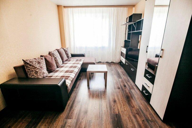 1-комн. квартира, 55 кв.м. на 3 человека, Мичуринская улица, 142к1, Тамбов - Фотография 4