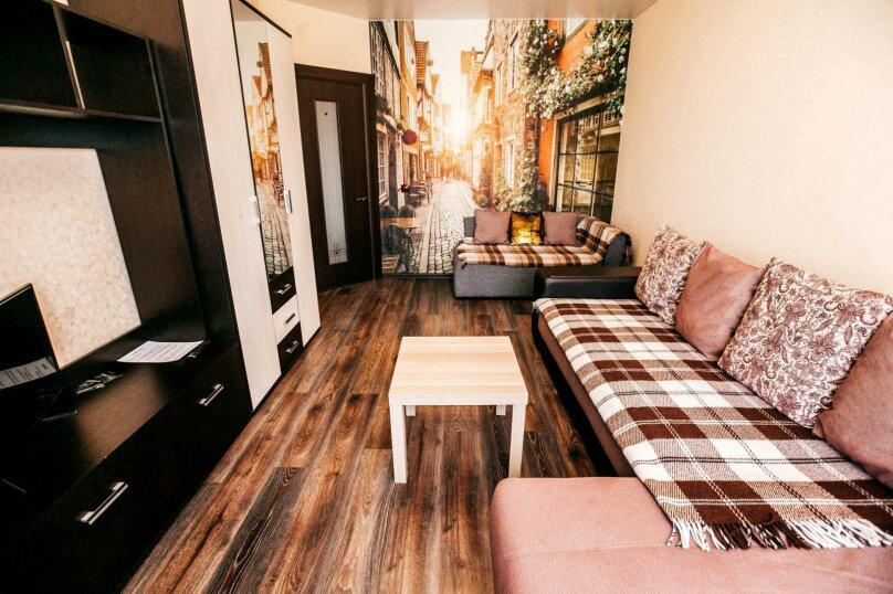 1-комн. квартира, 55 кв.м. на 3 человека, Мичуринская улица, 142к1, Тамбов - Фотография 5