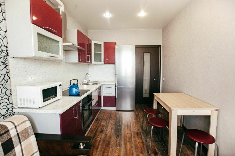 1-комн. квартира, 55 кв.м. на 3 человека, Мичуринская улица, 142к1, Тамбов - Фотография 15