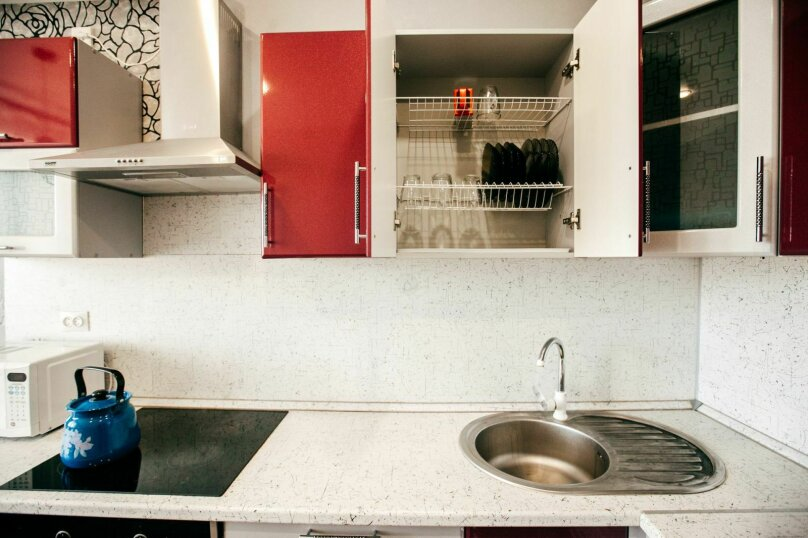 1-комн. квартира, 55 кв.м. на 3 человека, Мичуринская улица, 142к1, Тамбов - Фотография 17
