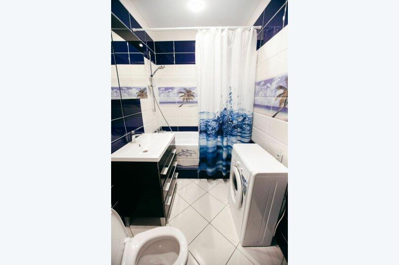 1-комн. квартира, 55 кв.м. на 3 человека, Мичуринская улица, 142к1, Тамбов - Фотография 24