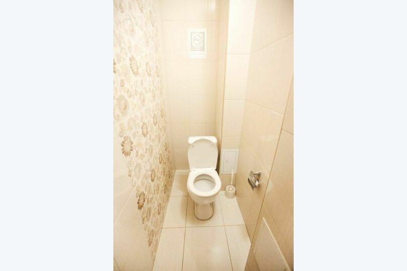 2-комн. квартира, 56 кв.м. на 5 человек, Мичуринская улица, 142к1, Тамбов - Фотография 19