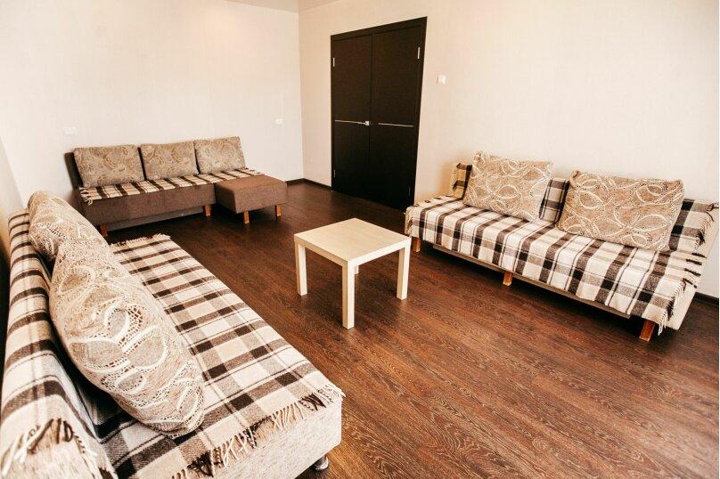 2-комн. квартира, 55 кв.м. на 6 человек, Ореховая улица, 3, Тамбов - Фотография 4