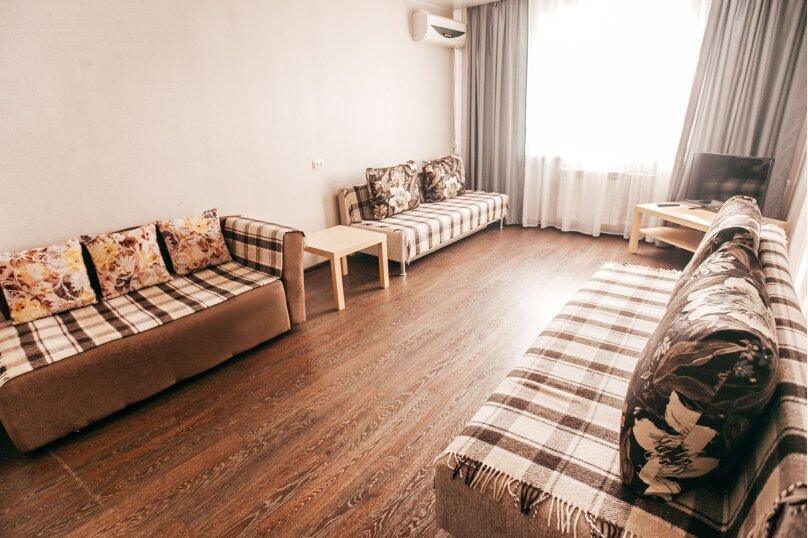 2-комн. квартира, 55 кв.м. на 6 человек, Ореховая улица, 3, Тамбов - Фотография 8