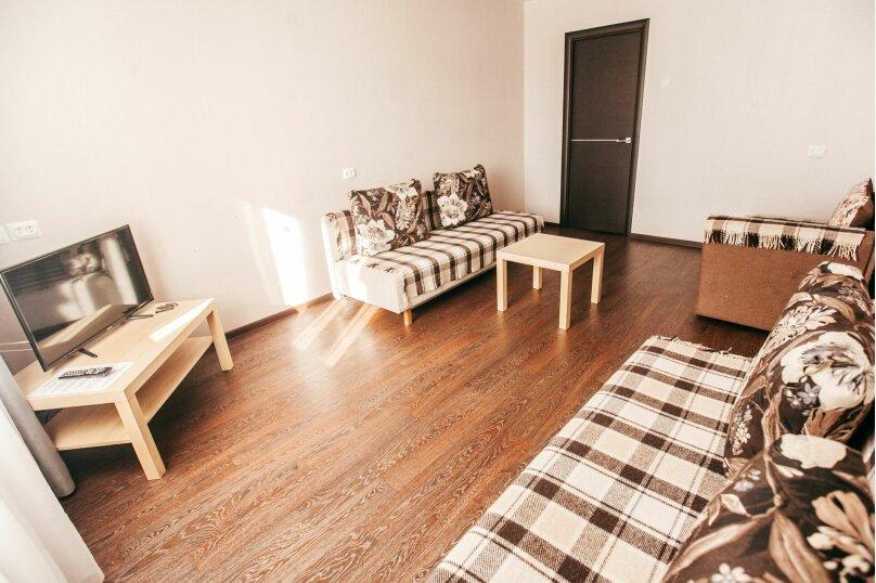 2-комн. квартира, 55 кв.м. на 6 человек, Ореховая улица, 3, Тамбов - Фотография 10