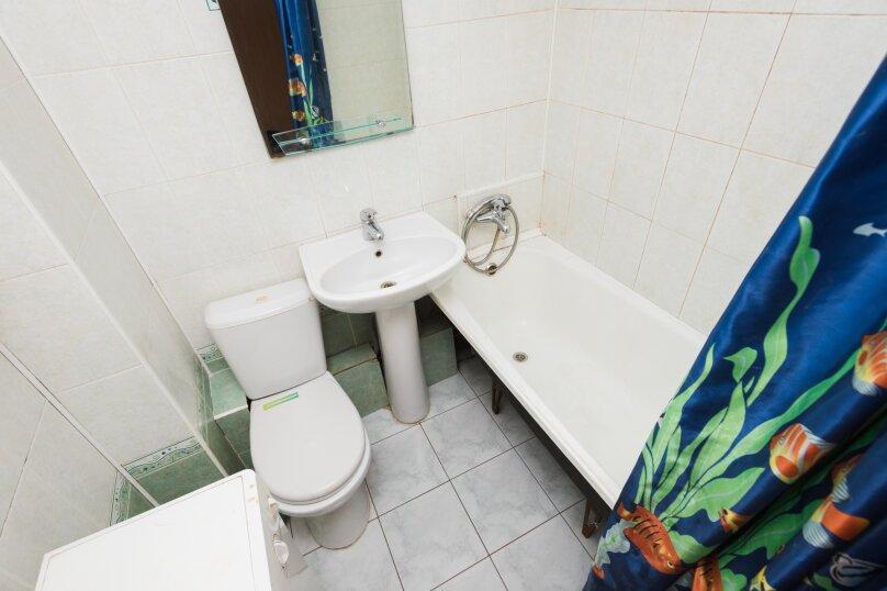 1-комн. квартира, 35 кв.м. на 4 человека, Автомагистральная улица, 33, Екатеринбург - Фотография 4