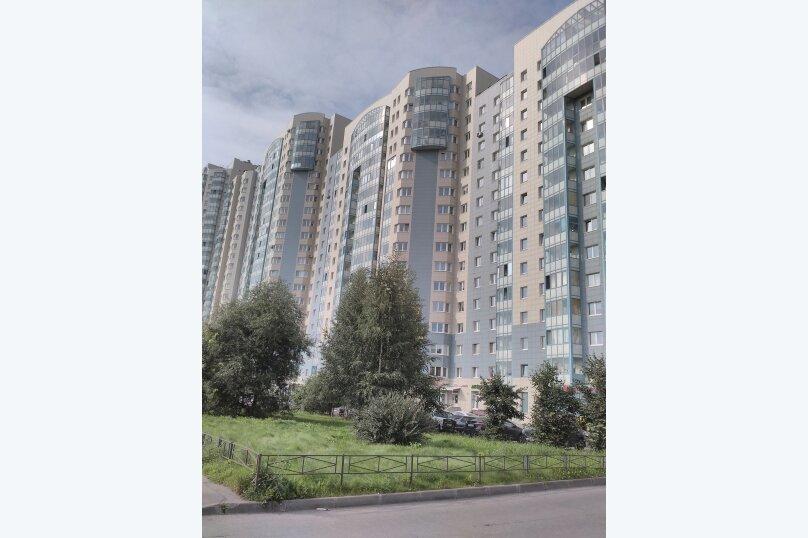 1-комн. квартира, 42 кв.м. на 4 человека, Гражданский проспект, 36, Санкт-Петербург - Фотография 22